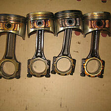 TOYOTA MR2 Mk 1 4age aw11 engine pistons conrods  corolla