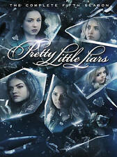 Pretty Little Liars The Complete Fifth Season 5 (DVD, 2015, 5-Disc Set) free shi