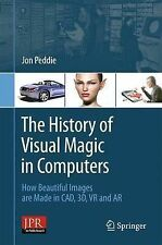 The History of Visual Magic in Computers: How Beautiful Images are Made in CAD,