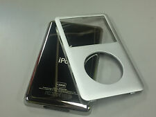 New iPod 6th 6.5 7th Gen Classic Silver Front Faceplate 120GB Back Cover Housing