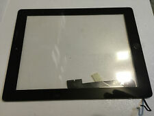 NEW ORIGINAL APPLE iPAD 4 TOUCH SCREEN GLASS REPLACEMENT DIGITIZER BLACK