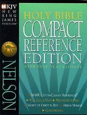 Compact Reference Bible-snap Flap-nkj, Thomas Nelson, Good Book