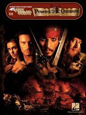 Pirates of the Caribbean Sheet Music E-Z Play Today Book NEW 000100268