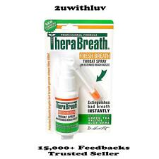 THERABREATH FRESH BREATH THROAT SPRAY 30ML