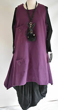 FAB SARAH SANTOS WOOL  LONG TUNIC/DRESS SIZE XL/XXL MULBERRY