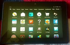 """Amazon Kindle Fire HDX 64GB 7"""" Tablet 7 Inch PC (Wi-Fi and 4G) Boxed + Warranty"""