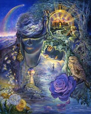 KEY TO ETERNITY - JOSEPHINE WALL ART POSTER - 24x36 FANTASY 9504