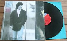 GINO VANNELLI Big Dreamers Never Sleep (1987) LP VINYL Disques Dreyfus 831 600-1