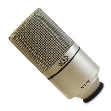 MXL 990 Condenser Microphone with Shockmount Project Studio Recording with Case