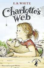 Charlotte's Web (A Puffin Book) by E. B. White Paperback BESTSELLER BRAND NEW