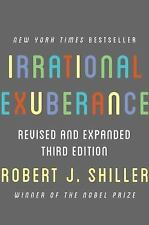 Irrational Exuberance by Robert J. Shiller (2016, Paperback, Revised)