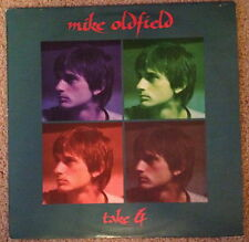 Mike Oldfield - Take Four 1978 white vinyl 12 inch vinyl single
