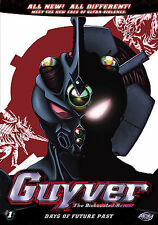 Guyver - Days of Future Past (Vol. 1), Good DVD, Kenji Nojima, Nana Mizuki, Kosu