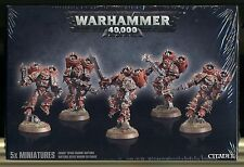Warhammer 40K Chaos Space Marine Raptors/Warp Talons New & Sealed