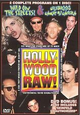 Hollywood Raw! (DVD, 2001)