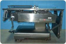 AMSCO 2080 IA COMPATIBLE ELECTRIC O.R. (OR - OPERATING ROOM) SURGICAL TABLE @