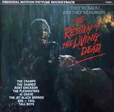 V/A ‎- The Return Of The Living Dead: Original Motion Picture Soundtrack (LP)