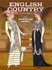 Dover Paper Dolls: English Country Paper Dolls : In the Downton Abbey Style...