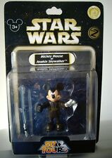Star Tours Star Wars Mickey Mouse as Anakin Skywalker Series 2 Figure New Sealed