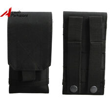 """5.5"""" Tactical Military Molle Cell Phone Pouch Case Belt Loop for iPhone6S 6Plus"""