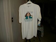 """""""Whatever Happened To Nine-To-Five?"""" Large T-Shirt by Nurse Mates"""