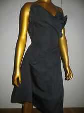 RARE!2.290£ VIVIENNE WESTWOOD GOLD LABEL CORSET BLACK DRESS
