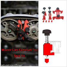 5pcs Dual Cam Camshaft Holder Tool Engine Timing Sprocket Gear Locking Tool Kits
