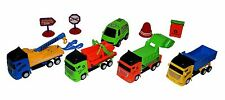 Toy Garbage truck truck Truck Recycling Garbage truck Tipper Car Vehicles