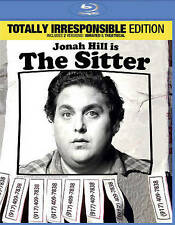 The Sitter (Blu-ray Disc, 2012, Canadian French)