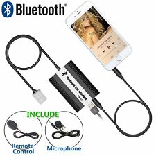 Car Wireless Bluetooth Hands-free AUX Adapter Interface For Toyota Lexus Scion