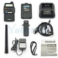 Baofeng UV-5R Dual-Band Two-way Radio UHF 400-480MHz Ham + NAGOYA NA-701 Antenna