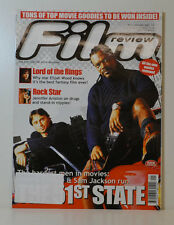 FILM REVIEW 613 SAM JACKSON LORD OF THE RINGS JENNIFER ANISTON WOOD FR138