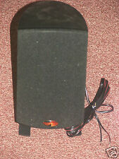 Klipsch ProMedia 2.1 - 4.1 Speakers No Control Pod (ONE SPEAKER WITH GRILL)