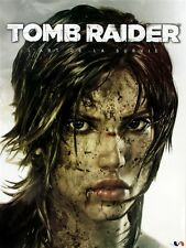 ELDORADODUJEU     ART BOOK TOMB RAIDER L'ART DE LA SURVIE NEUF VF