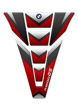 Protector de la etiqueta engomada de la Almohadilla De Tanque De Motocicleta   (BMW) R1200 GS Rojo
