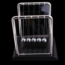 Newtons Cradle Balance Ball Orbital Desk Office Decoration Novelty desktop toy