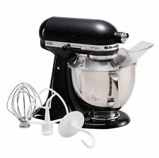 KitchenAid 5KSM150PSBCV 4.8L Artisan 5-Quart Stand Mixer Caviar BRAND NEW UK