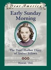 Dear America - Early Sunday Morning (2001) - Used - Trade Cloth (Hardcover)