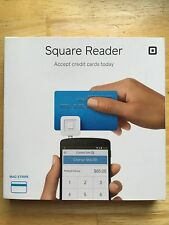 Square Credit Card Reader Mobile Payments Smartphones & Tablets - New Never Open