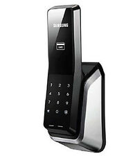 Samsung EZON SHS-P520 Keyless Digital Smart Door lock Push Inside Pull Outside