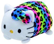 Hello Kitty Multicolor Con licencia Teeny Ty-6cm Mini Peluche peluche-nuevo