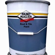 Heavy Duty Acrylic Roof And Tile Paint 20lt CHEAPEST ON EBAY collection Only