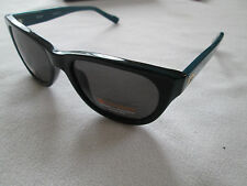Hugo Boss Orange blue/green and black glasses/sunglasses frames.With case.