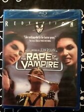 The Rape Of The Vampire (Blu-Ray, 2012) Jean Rollin, Redemption, Free U.S. Ship!