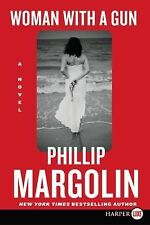 Woman with a Gun LP by Phillip Margolin (2014, Paperback, Large Type)