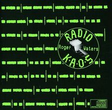 Radio K.A.O.S. - Roger Waters (1987, CD NEU)