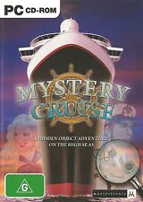 MYSTERY CRUISE PC GAME