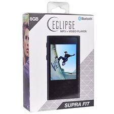 Eclipse Supra Fit 8GB USB Touchscreen 2.8 LCD Digital Music/Video Player Camera