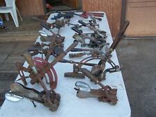 Huge lot of antique Band Saw Setting Tools, Shapers, Swages, Hanchett, Armstrong