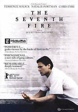 Seventh Fire ** DVD ** Sealed ** great doc